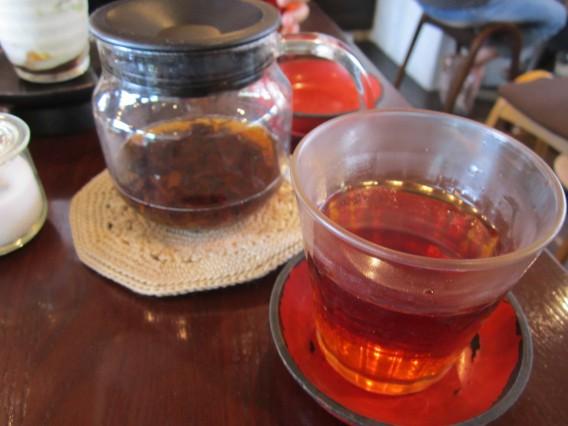 アイリッシュモルト小町紅茶
