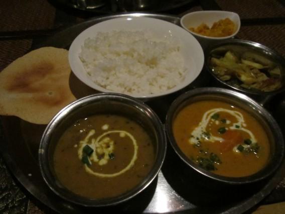 ネパール料理「カストリーレストラン」