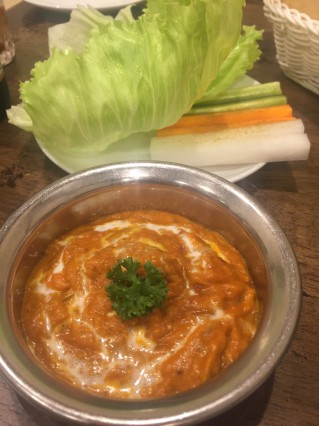高槻のインド料理【PUJA プジャ】さんでディナー